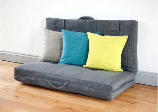 The Lofa Sofa Tri Folding Sofa by The Futon Company