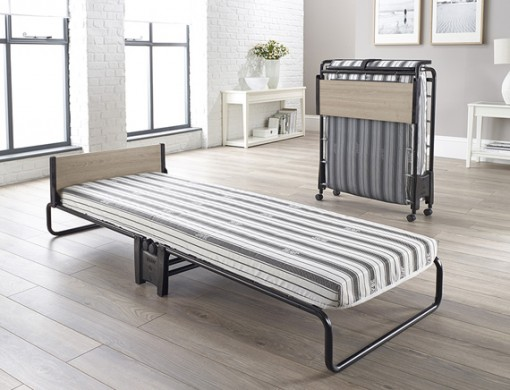 folding bed with air mattress