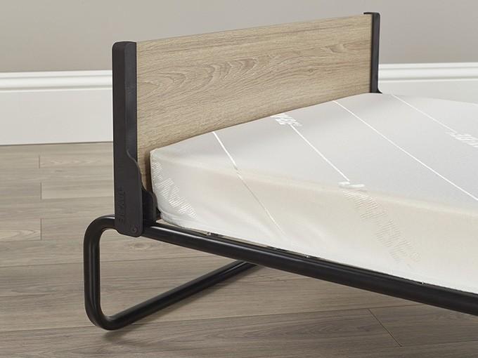 single foldaway bed folding bed headboard - Fold Away Bed