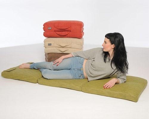 The Folding Mattress By The Futon Company