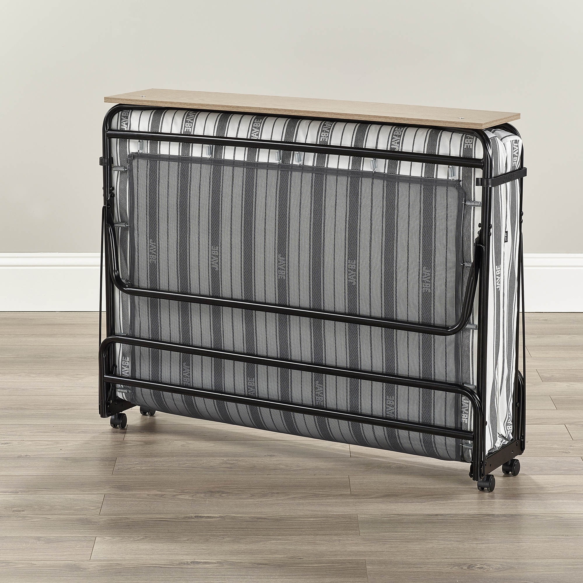 Double Folding Bed With Airflow Mattress